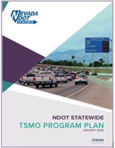 NDOT TSMO Program Plan Cover Page