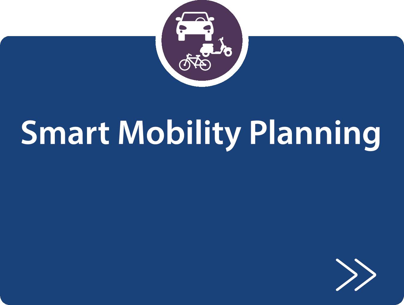 Smart Mobility Planning strategy description