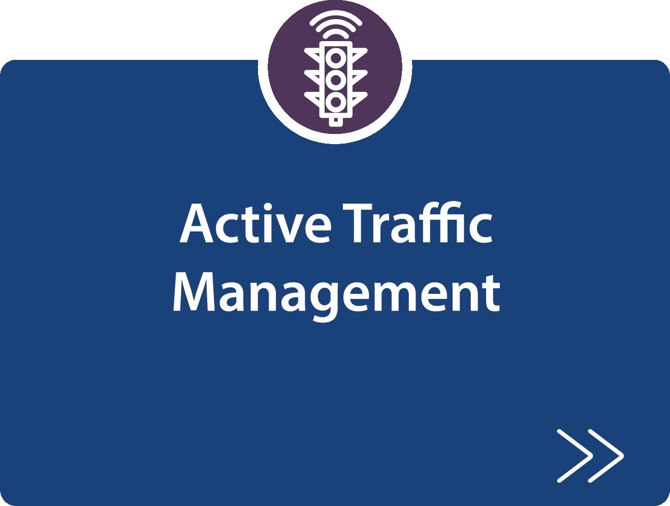 Active Traffic Management strategy description